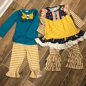 Other - LOT (both included in price) Toddler Girl outfits